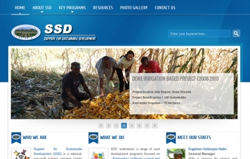 Support for Sustainable Development (SSD)